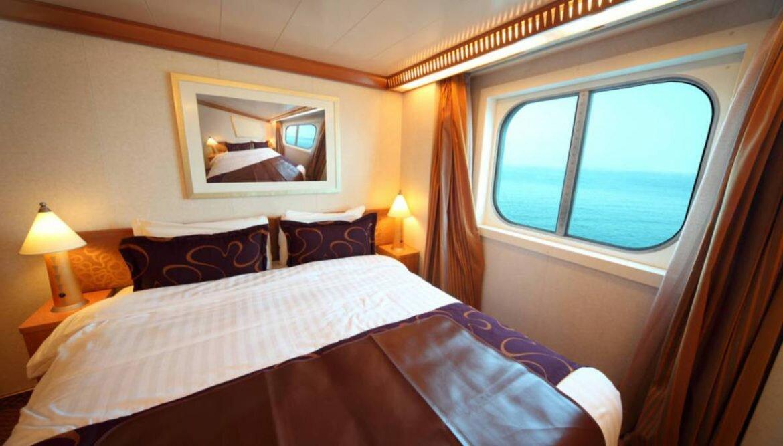 cabina nave giusta
